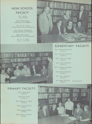 Page 11, 1957 Edition, McLeansville High School - Oak Yearbook (McLeansville, NC) online yearbook collection