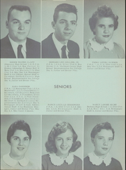 Page 13, 1957 Edition, McLeansville High School - Oak Yearbook (McLeansville, NC) online yearbook collection