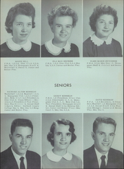 Page 14, 1957 Edition, McLeansville High School - Oak Yearbook (McLeansville, NC) online yearbook collection