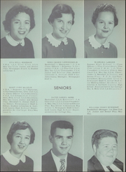 Page 15, 1957 Edition, McLeansville High School - Oak Yearbook (McLeansville, NC) online yearbook collection