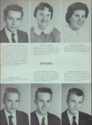 Page 16, 1957 Edition, McLeansville High School - Oak Yearbook (McLeansville, NC) online yearbook collection