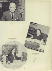 Page 11, 1958 Edition, McLeansville High School - Oak Yearbook (McLeansville, NC) online yearbook collection