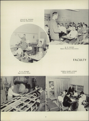 Page 12, 1958 Edition, McLeansville High School - Oak Yearbook (McLeansville, NC) online yearbook collection