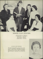 Page 16, 1958 Edition, McLeansville High School - Oak Yearbook (McLeansville, NC) online yearbook collection