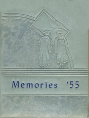 Page 1, 1955 Edition, Morven High School - Memories Yearbook (Morven, NC) online yearbook collection