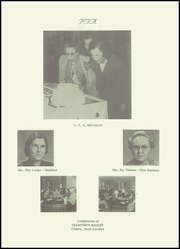 Page 10, 1955 Edition, Morven High School - Memories Yearbook (Morven, NC) online yearbook collection