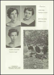Page 14, 1955 Edition, Morven High School - Memories Yearbook (Morven, NC) online yearbook collection