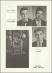 Page 15, 1955 Edition, Morven High School - Memories Yearbook (Morven, NC) online yearbook collection