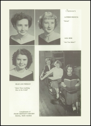 Page 16, 1955 Edition, Morven High School - Memories Yearbook (Morven, NC) online yearbook collection