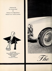 Page 6, 1962 Edition, Walnut Cove High School - Wildcat Yearbook (Walnut Cove, NC) online yearbook collection