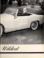 Page 7, 1962 Edition, Walnut Cove High School - Wildcat Yearbook (Walnut Cove, NC) online yearbook collection