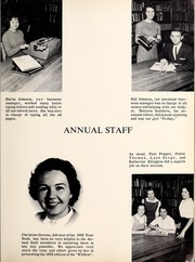 Page 9, 1962 Edition, Walnut Cove High School - Wildcat Yearbook (Walnut Cove, NC) online yearbook collection