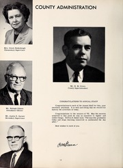 Page 16, 1963 Edition, Walnut Cove High School - Wildcat Yearbook (Walnut Cove, NC) online yearbook collection