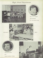 Page 11, 1955 Edition, Weeksville High School - Bow Wow Yearbook (Weeksville, NC) online yearbook collection
