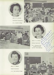 Page 13, 1955 Edition, Weeksville High School - Bow Wow Yearbook (Weeksville, NC) online yearbook collection