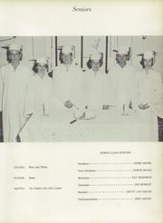 Page 15, 1955 Edition, Weeksville High School - Bow Wow Yearbook (Weeksville, NC) online yearbook collection