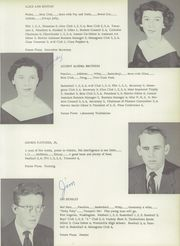 Page 17, 1955 Edition, Weeksville High School - Bow Wow Yearbook (Weeksville, NC) online yearbook collection