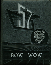 Page 1, 1957 Edition, Weeksville High School - Bow Wow Yearbook (Weeksville, NC) online yearbook collection