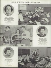 Page 12, 1957 Edition, Weeksville High School - Bow Wow Yearbook (Weeksville, NC) online yearbook collection