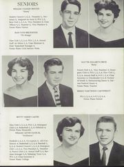Page 15, 1957 Edition, Weeksville High School - Bow Wow Yearbook (Weeksville, NC) online yearbook collection