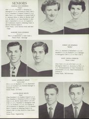Page 17, 1957 Edition, Weeksville High School - Bow Wow Yearbook (Weeksville, NC) online yearbook collection