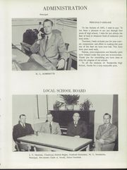 Page 9, 1957 Edition, Weeksville High School - Bow Wow Yearbook (Weeksville, NC) online yearbook collection