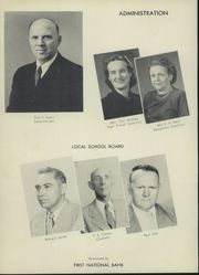 Page 12, 1954 Edition, Fair Grove High School - Twig Yearbook (Thomasville, NC) online yearbook collection