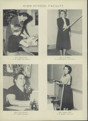 Page 16, 1954 Edition, Fair Grove High School - Twig Yearbook (Thomasville, NC) online yearbook collection