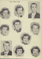 Page 9, 1954 Edition, Fair Grove High School - Twig Yearbook (Thomasville, NC) online yearbook collection