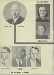Page 10, 1955 Edition, Fair Grove High School - Twig Yearbook (Thomasville, NC) online yearbook collection