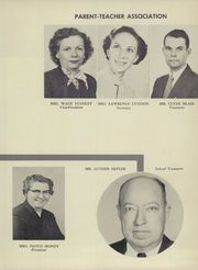 Page 11, 1955 Edition, Fair Grove High School - Twig Yearbook (Thomasville, NC) online yearbook collection