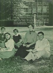 Page 7, 1955 Edition, Fair Grove High School - Twig Yearbook (Thomasville, NC) online yearbook collection