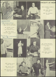 Page 11, 1955 Edition, Sand Hill High School - Voice of the Hills Yearbook (Asheville, NC) online yearbook collection