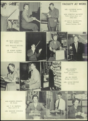 Page 12, 1955 Edition, Sand Hill High School - Voice of the Hills Yearbook (Asheville, NC) online yearbook collection
