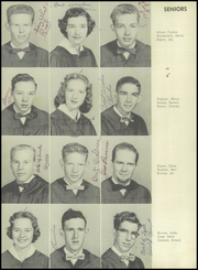 Page 14, 1955 Edition, Sand Hill High School - Voice of the Hills Yearbook (Asheville, NC) online yearbook collection