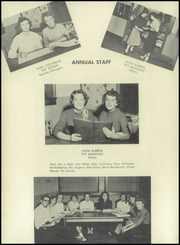 Page 8, 1955 Edition, Sand Hill High School - Voice of the Hills Yearbook (Asheville, NC) online yearbook collection