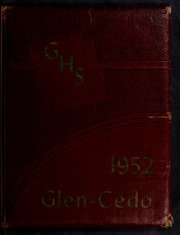 1952 Edition, Glendale High School - Glen Cedo Yearbook (Kenly, NC)
