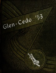 1953 Edition, Glendale High School - Glen Cedo Yearbook (Kenly, NC)