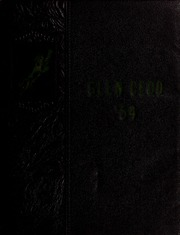 1954 Edition, Glendale High School - Glen Cedo Yearbook (Kenly, NC)