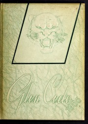 1955 Edition, Glendale High School - Glen Cedo Yearbook (Kenly, NC)