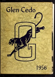 1956 Edition, Glendale High School - Glen Cedo Yearbook (Kenly, NC)