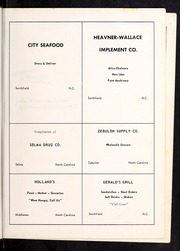 Page 59, 1956 Edition, Glendale High School - Glen Cedo Yearbook (Kenly, NC) online yearbook collection
