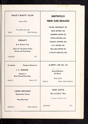 Page 61, 1956 Edition, Glendale High School - Glen Cedo Yearbook (Kenly, NC) online yearbook collection