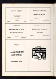 Page 66, 1956 Edition, Glendale High School - Glen Cedo Yearbook (Kenly, NC) online yearbook collection