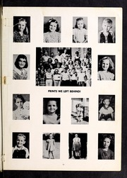 Page 69, 1956 Edition, Glendale High School - Glen Cedo Yearbook (Kenly, NC) online yearbook collection