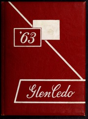 1963 Edition, Glendale High School - Glen Cedo Yearbook (Kenly, NC)