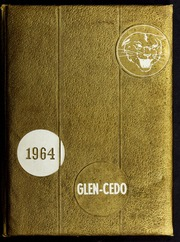 1964 Edition, Glendale High School - Glen Cedo Yearbook (Kenly, NC)