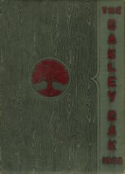 Page 1, 1953 Edition, Oakley High School - Oak Yearbook (Asheville, NC) online yearbook collection