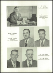 Page 10, 1953 Edition, Oakley High School - Oak Yearbook (Asheville, NC) online yearbook collection