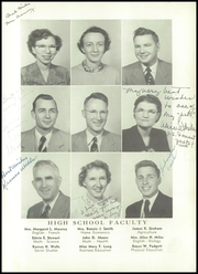 Page 11, 1953 Edition, Oakley High School - Oak Yearbook (Asheville, NC) online yearbook collection